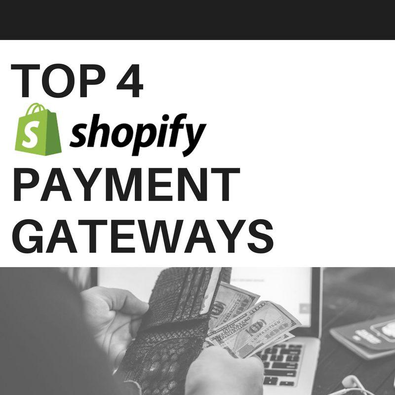 Best Shopify Payment Gateways