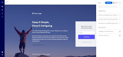 LeadPages-Help-Icon