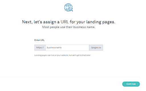Leadpages-subdomain-popup