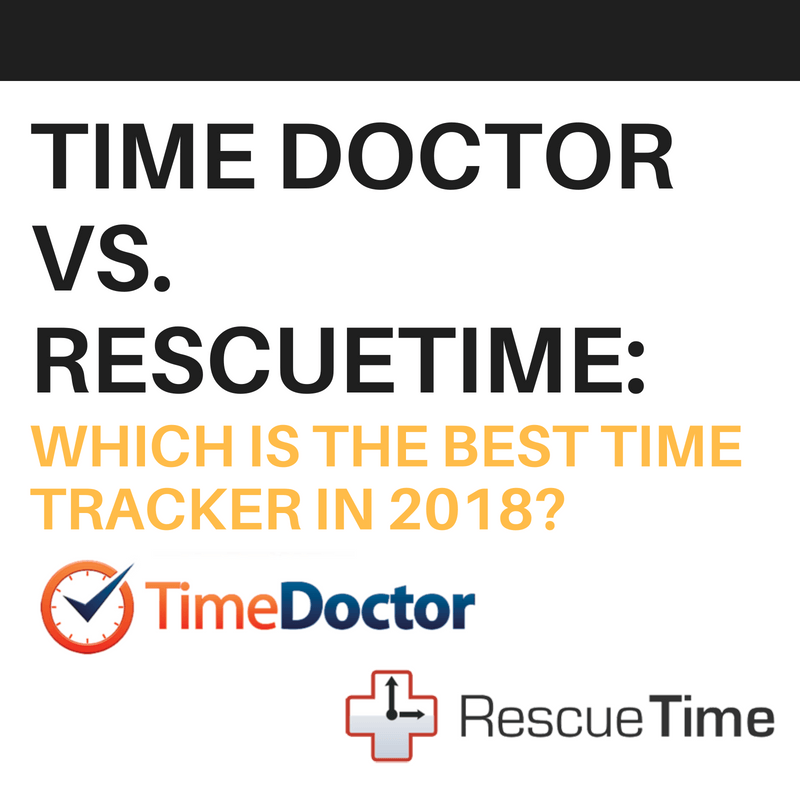 time doctor rescuetime
