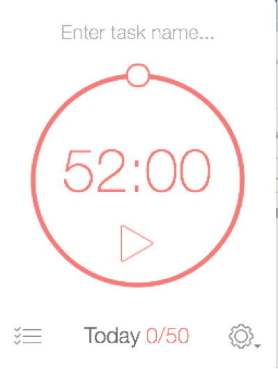 be focused time tracker