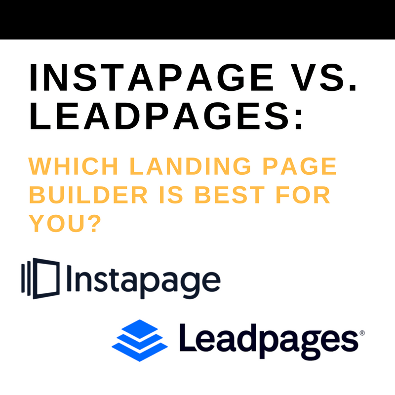 instapage vs. leadpages