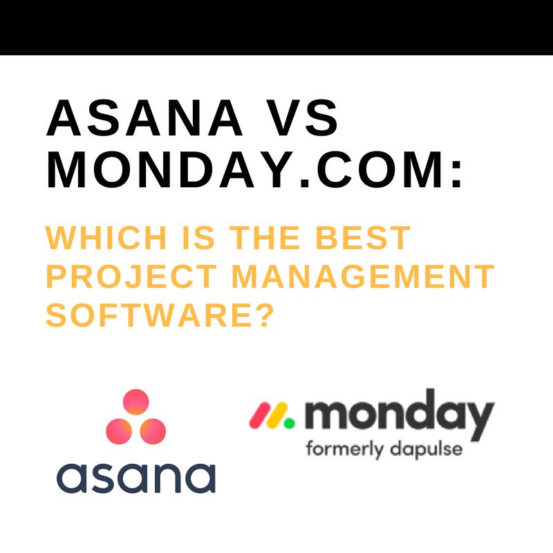 ASANA VS MONDAY.COM