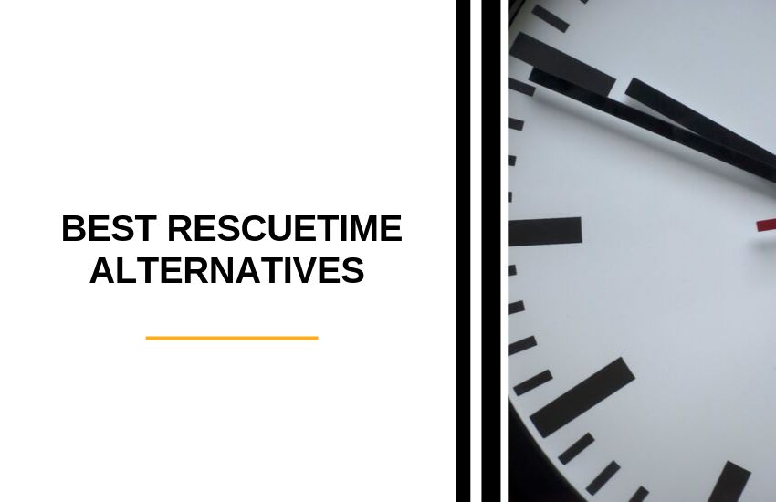 Best RescueTime Alternatives for time tracking