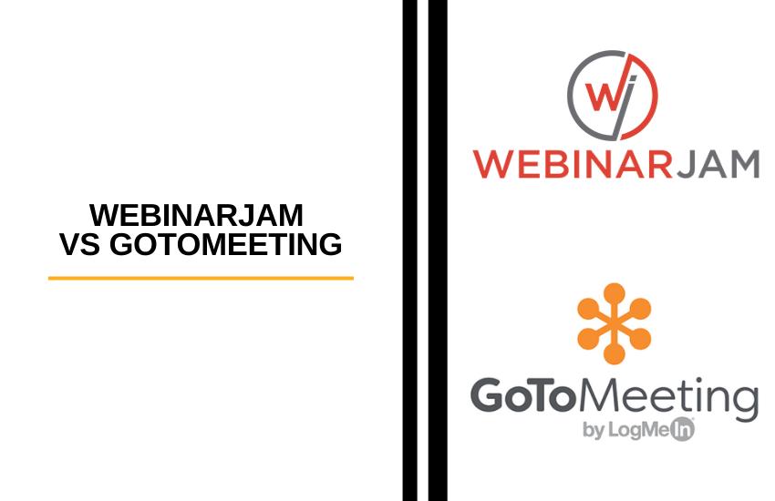 WebinarJam vs GoToMeeting