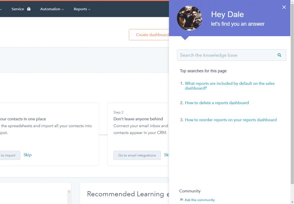 HubSpot-Help