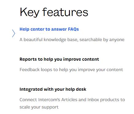 Intercom-Features-Help