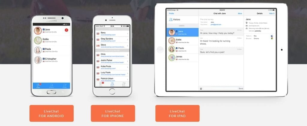 Livechat Apps