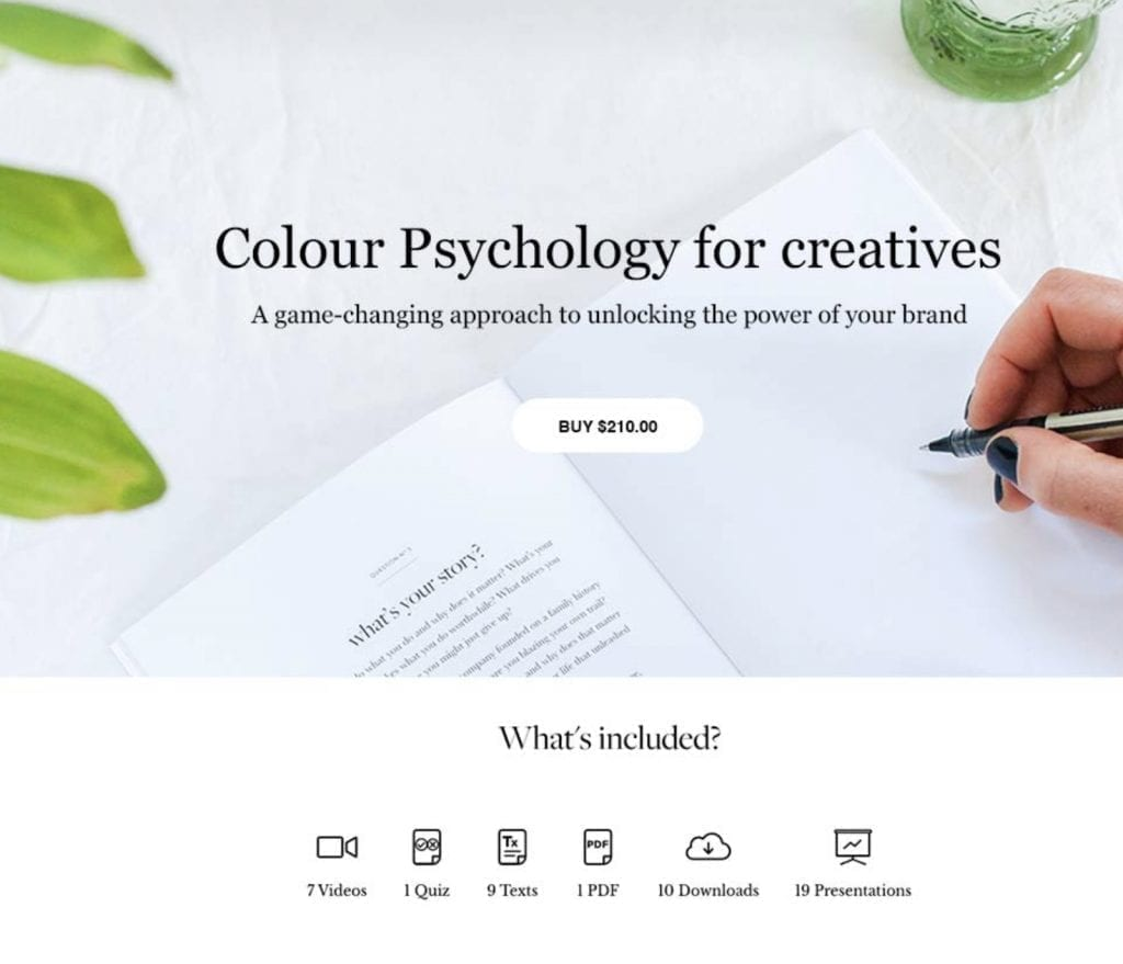 Thinkific Color Psychology