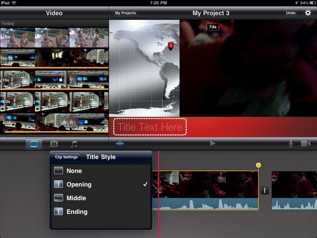Imovie Video Editor
