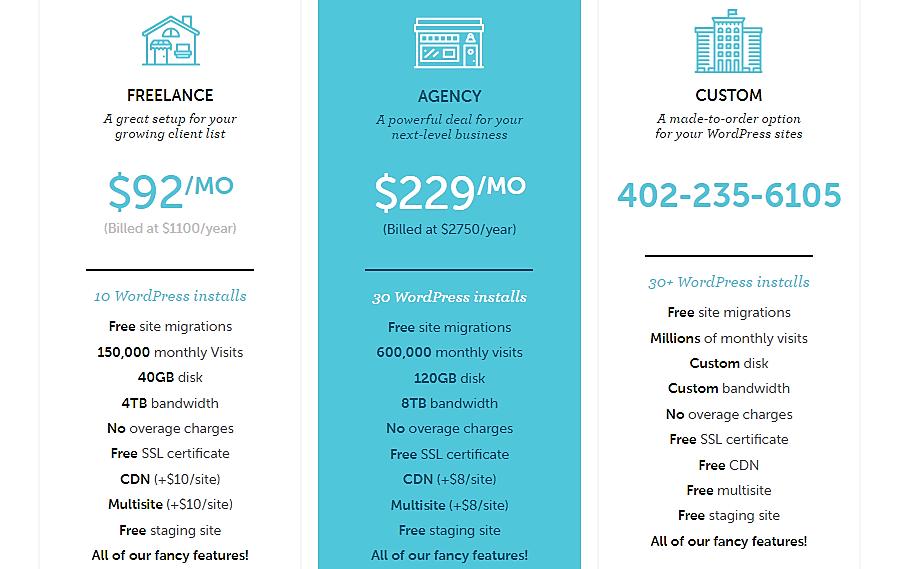 Flywheel-custom-pricing