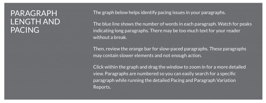 Autocrit_Paragraph Length_Pacing