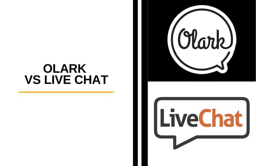 Olark vs Live Chat [2021]: Which is the Best Live Chat Tool?