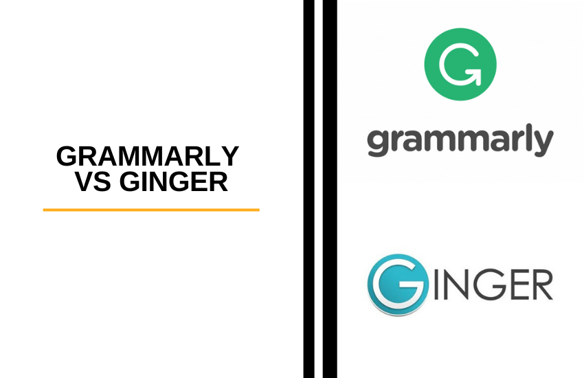 Grammarly vs Ginger [2021]: Which is Best?