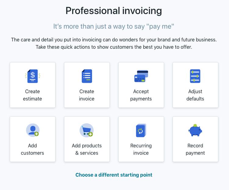 Wave Create Invoice
