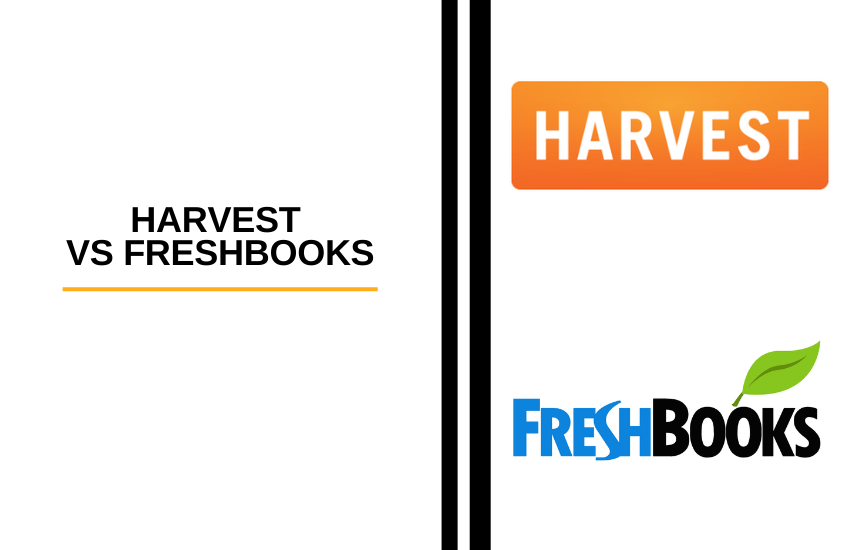 Harvest vs FreshBooks [2021]: Which Accounting Software is Best?