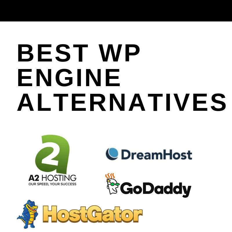 best wp engine alternatives