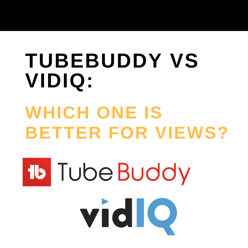 TUBEBUDDY VS VIDIQ_ WHICH ONE IS BETTER FOR VIEWS