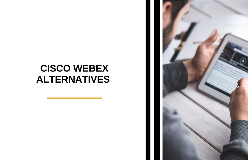 Cisco WebEx Alternatives