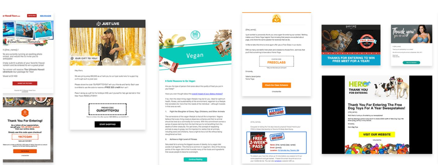 wishpond email marketing
