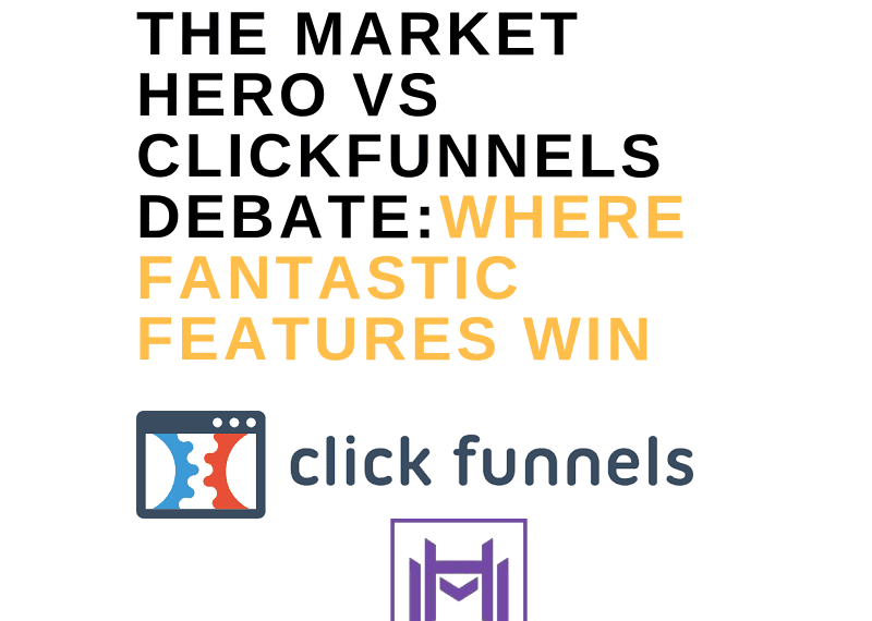Little Known Questions About Clickfunnels Vs Getresponse.