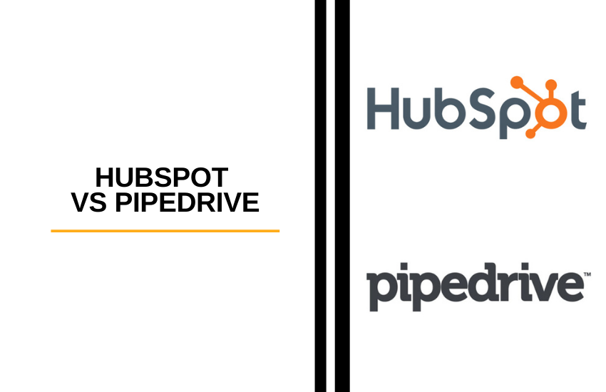 Pipedrive vs Hubspot [2021]: Which CRM is Best?