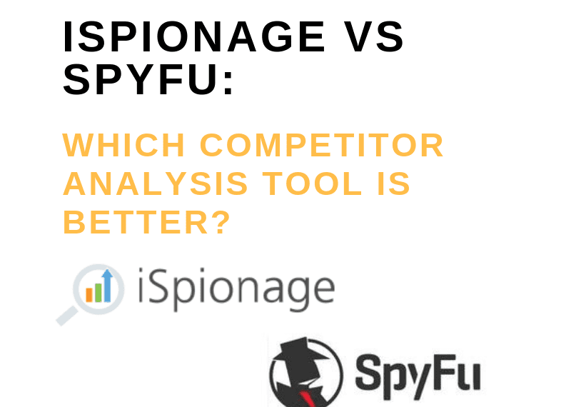 ISPIONAGE VS SPYFU
