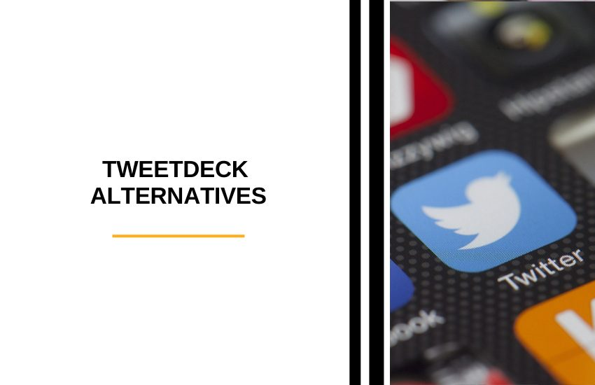 Tweetdeck Alternatives