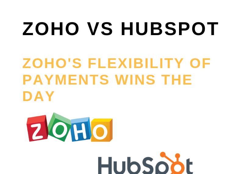 ZOHO VS HUBSPOT
