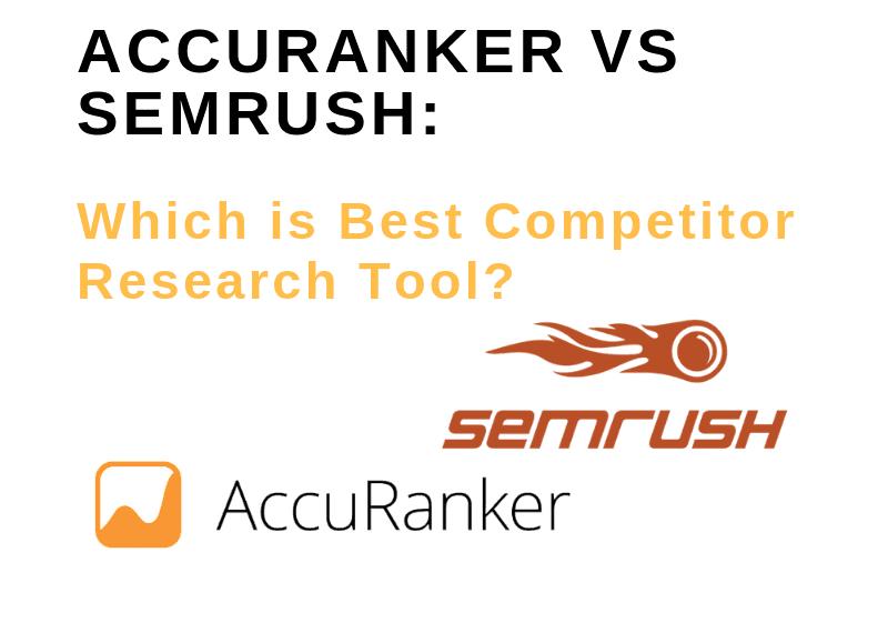 ACCURANKER VS SEMRUSH