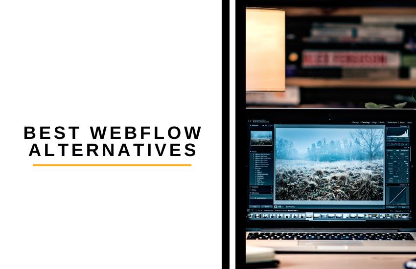 10 Best Webflow Alternatives & Competitors