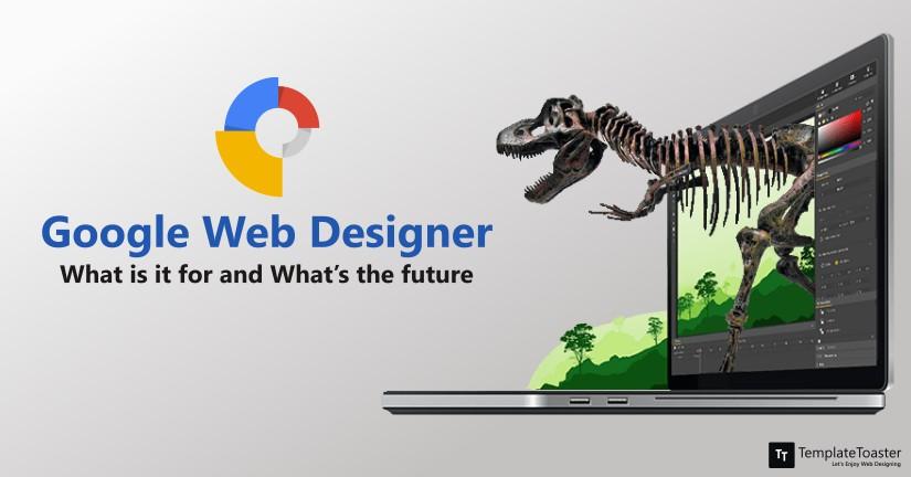 Google Web Designerhome page