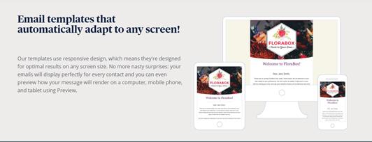 Sendinblue design email templates
