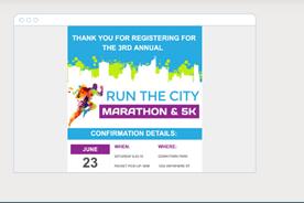 Sendinblue registration emails