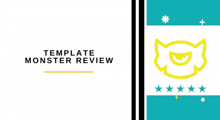 template monster review