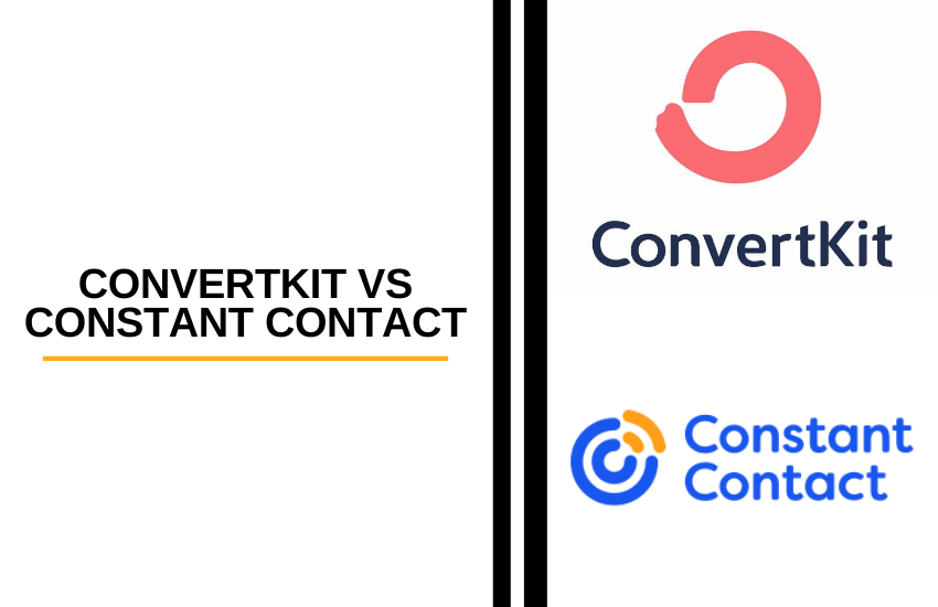 ConvertKit vs Constant Contact [2021]: Which is Best?