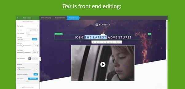 ThriveArchitect editor