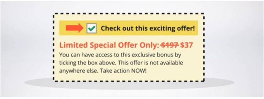 Limited Special Offer Only through thrivecart