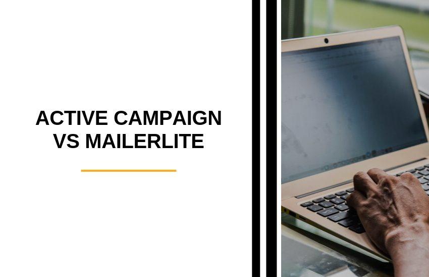 Active Campaign vsMailerLite
