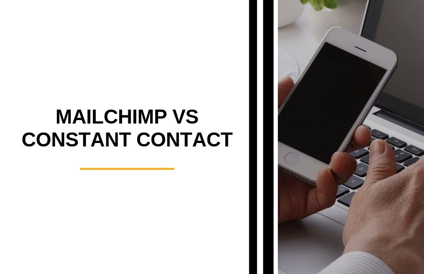 Mailchimp vs Constant Contact [2021]