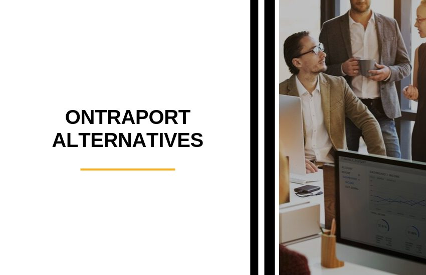 Ontraport Alternatives
