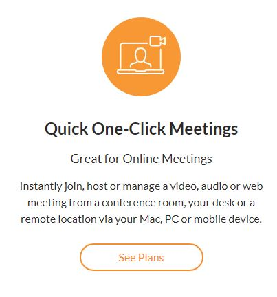 We Use GoToMeeting!