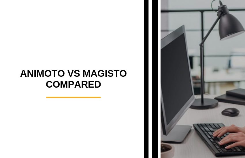 Animoto vs Magisto