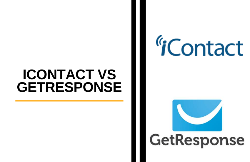 iContact vs GetResponse [2021]: Which is Better?