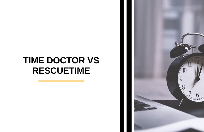 Time Doctor vs RescueTime