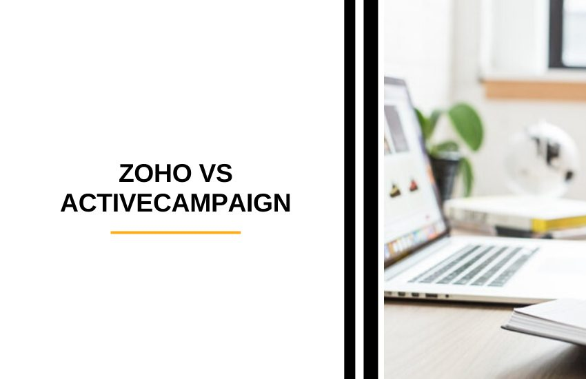 Zoho vs ActiveCampaign