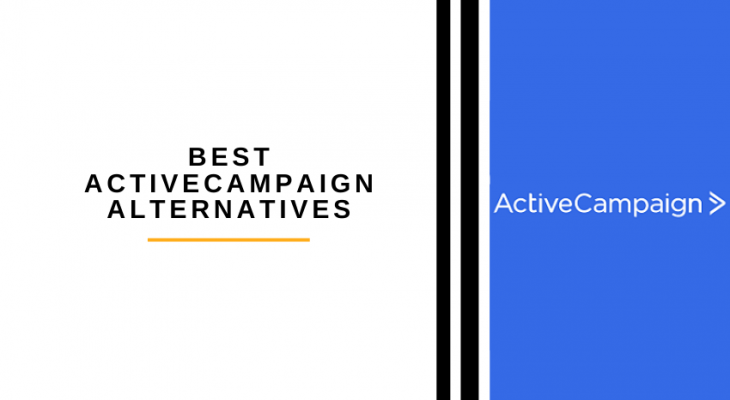 best active campaign alternatives