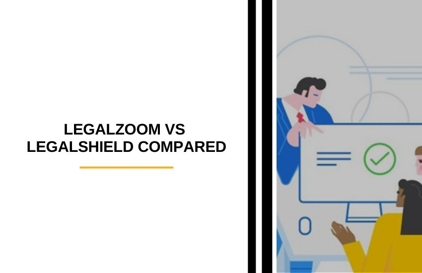 LegalZoom vs LegalShield Compared