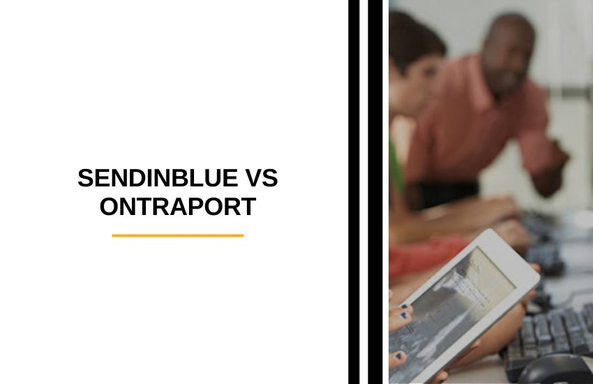 Sendinblue vs Ontraport