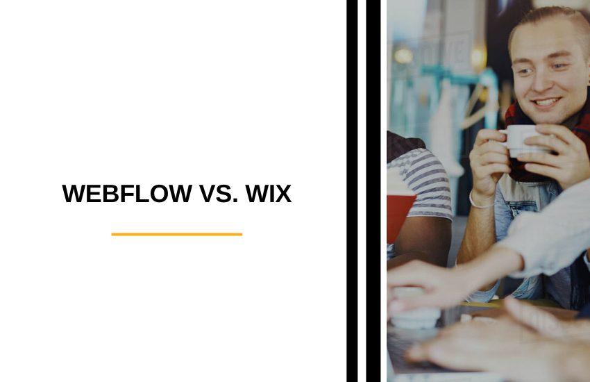 Webflow vs Wix